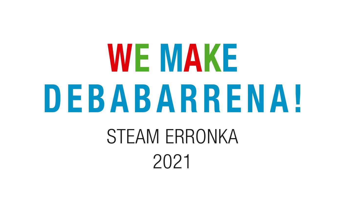 """Ya está en marcha """"We Make Debabarrena!"""" el reto STEAM"""